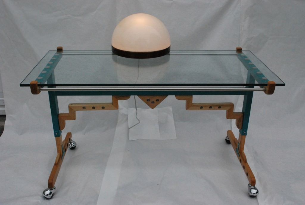 Modern Art Table