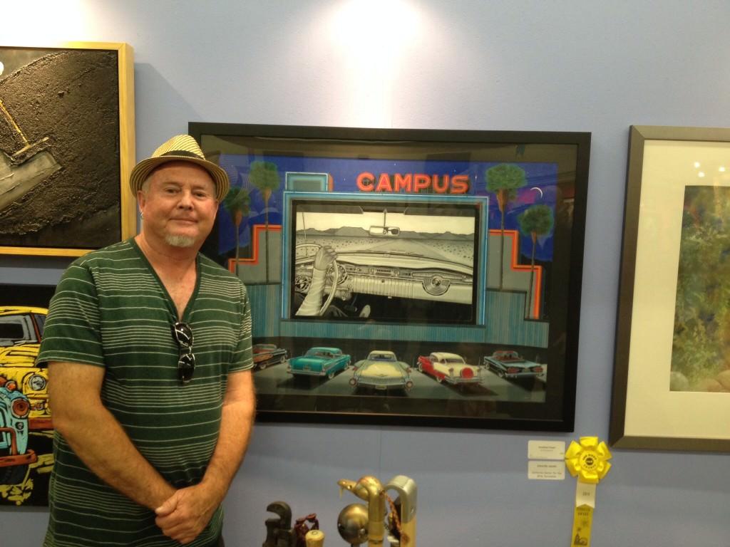 San Diego County Fair 2014 Fine Art Show