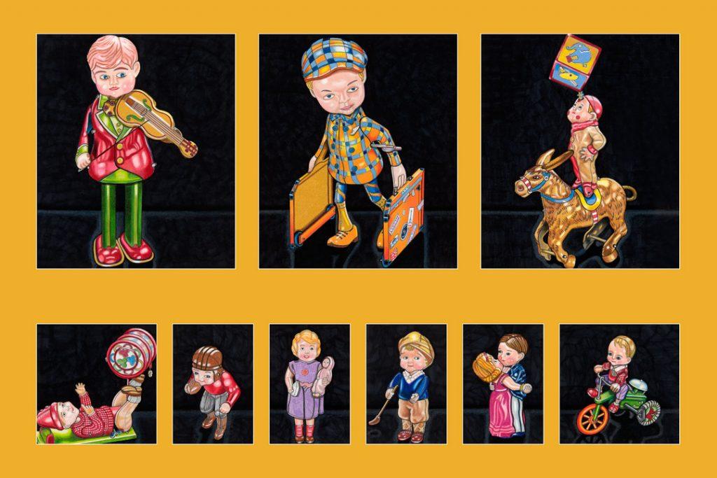 Toy Time Jonathan Freyer